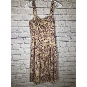 And Taylor loft lined dress size 2